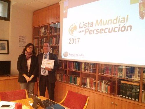 Puertas Abiertas y AIN presentan la Lista Mundial de la Persecución 2017