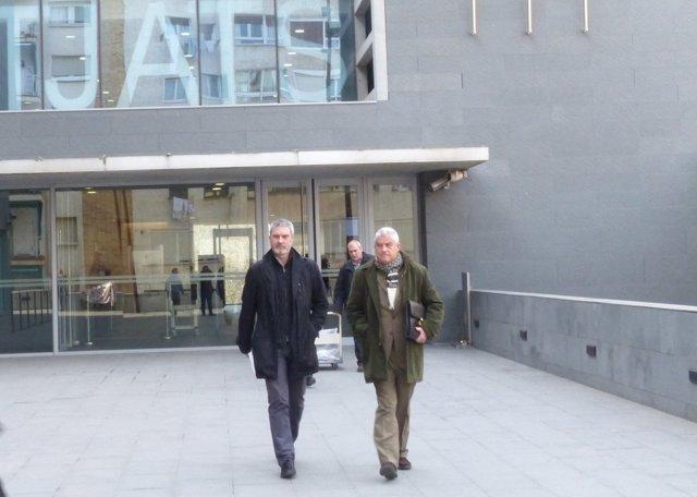 Josep Ramon Bosch y Josep Maria Fuster Fabra