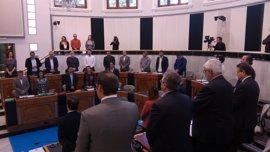El pleno de la Diputación de Alicante censura la actuación de Trillo en el Yak-42 con la abstención del PP