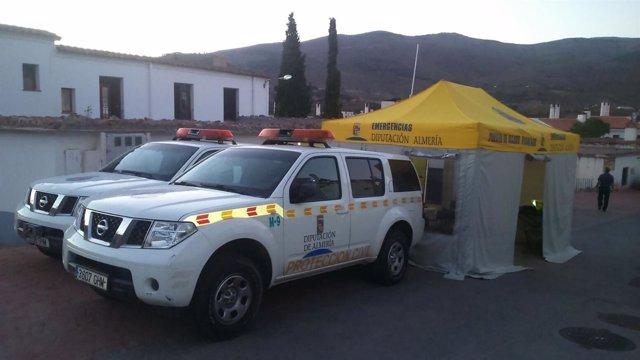 Diputación destinará casi 200.000 euros a Protección Civil.