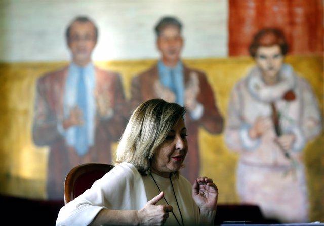 Entrevista de Europa Press a Carmen Machi