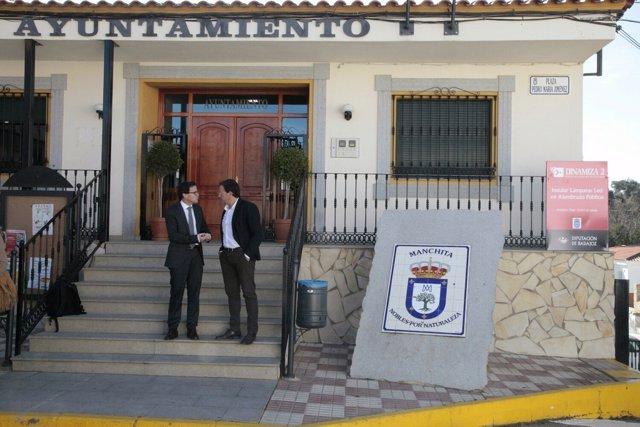 Gallardo en Manchita