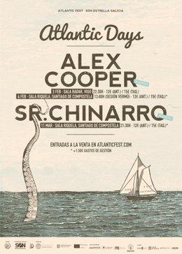 Atlantic Days: Alex Cooper y Sr. Chinarro