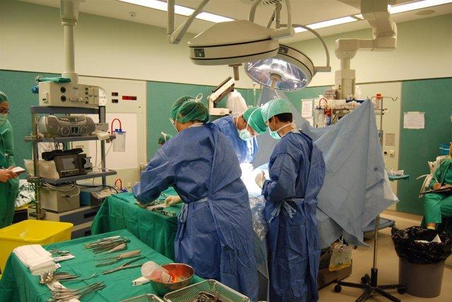 Quirófano-cirugía