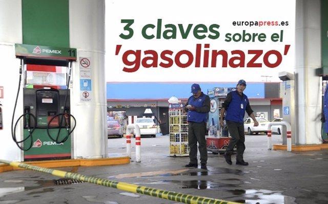 3 Claves Sobre El 'Gasolinazo'.