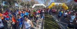 El EDP Medio Maratón de Sevilla 2017 bate récord en Andalucía con más de 8.000 inscritos