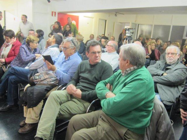 Plataforma Primarias ya, Congreso ya Galicia