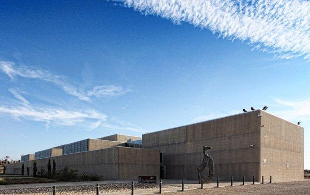 Museo Aquagraria de Ejea de los Caballeros (Zaragoza)