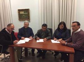 PSOE e IU llega a un acuerdo con 'Sí se puede Aljaraque' y evitan la moción de censura