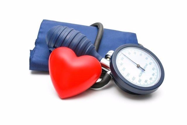 Tensión, presión arterial