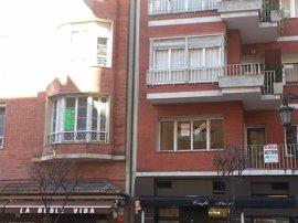 Galicia, a la cola en incremento de la compraventa de viviendas en noviembre, con un 6,8%
