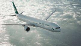 Cathay Pacific unirá Barcelona y Hong Kong con un vuelo directo a partir del 2 de julio