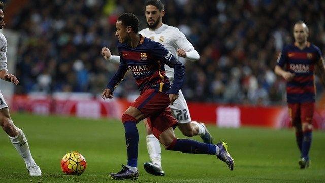 Neymar e Isco