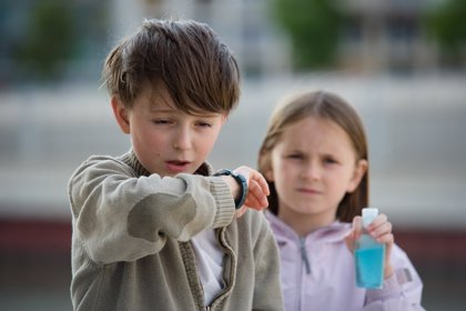 Tos en los niños: no siempre hay que tratarla