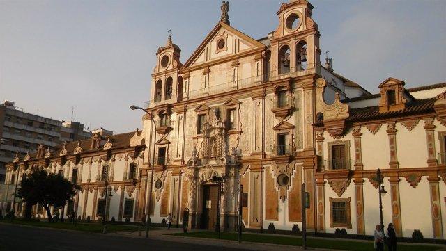 El Palacio de la Merced, sede de la Diputación de Córdoba
