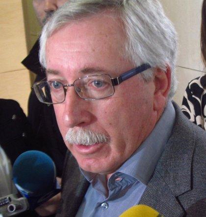 """Toxo responde a CEOE: la propuesta sindical de salarios es """"la más adecuada"""" ahora mismo"""