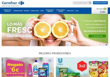Carrefour, premiada como 'Mejor Website del año' en la categoría de compras