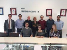 Sodercan amplía su red de becarios internacionales a Dubái y Reino Unido