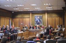 Galasa da luz verde a las tarifas de Almanzora y Levante con el voto dividido del PSOE