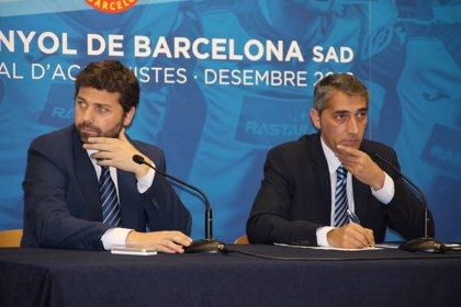 El Espanyol carga contra la Generalitat por la campaña de turismo con el Barça