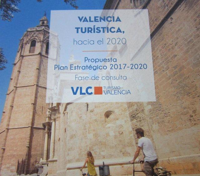 Propuesta de Plan Estratégico de Turismo Valencia 2017-2020