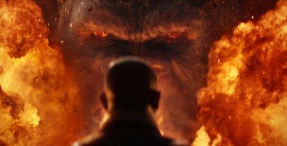 Nuevo y bestial tráiler de Kong: Skull Island