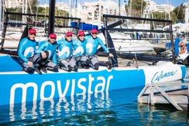Iker Martínez y Movistar presentan su desafío para la Vuelta a Mallorca
