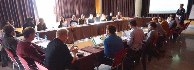 Reunión del proyecto europeo BrainCom