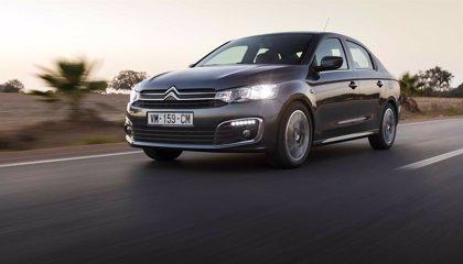 Citroën inicia la venta en España del nuevo C-Elysée, fabricado en Vigo