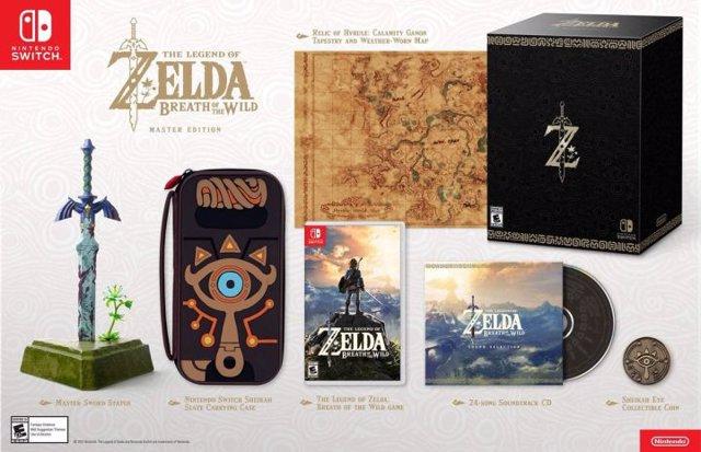 Zelda Super Mario O Splatoon Estos Son Los Juegos Anunciados Para