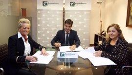 EspañaDuero renueva su colaboración con la Academia de Legislación de Valladolid y el Decanato de Registradores de CyL
