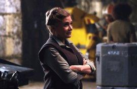Disney negocia con la familia de Carrie Fisher el futuro de Leia en Star Wars
