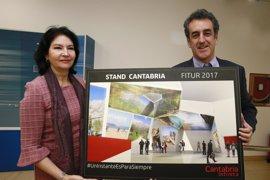 El Año Jubilar Lebaniego y los caminos de peregrinación, protagonistas de Cantabria en Fitur