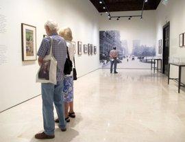 Más de 53.000 personas visitan 'Sorolla. Apuntes de Nueva York' en el Thyssen Málaga
