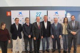 CaixaBank se convierte en el patrocinador principal de la Media Maratón Ciudad de Málaga