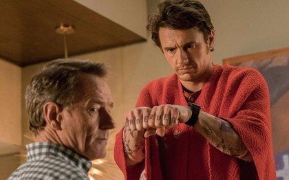 """Bryan Craston y James Franco (¿Tenía que ser él?): """"A la hora de improvisar, es muy importante confiar en tu director"""""""