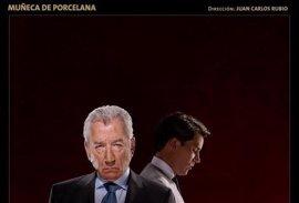 El Gran Teatro de Córdoba acoge este sábado 'Muñeca de porcelana', con José Sacristán
