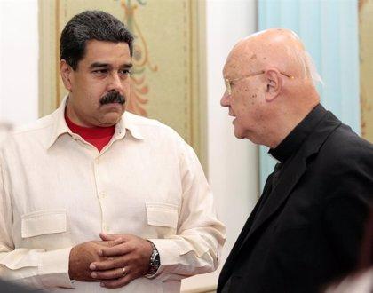 La Iglesia venezolana exige al Gobierno que cumpla la pactado con la oposición para seguir el diálogo