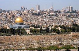 Abbas pide ayuda a Putin para que Trump no traslade la Embajada de EEUU a Jerusalén