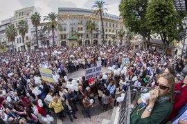 'Por una sanidad digna' llama a Huelva a participar este domingo en una manifestación