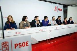 """Javier Fernández pide lealtad al PSOE: """"Si hacemos oposición unidos, gobernaremos unidos"""""""
