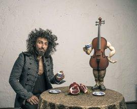 El violinista Ara Malikian ofrecerá un concierto el 6 de mayo en Puertollano