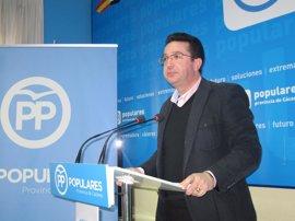 El PP reclama a Vara que defienda la solidaridad interterritorial en la Conferencia de Presidentes