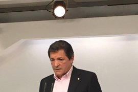 Javier Fernández propone incorporar la Conferencia de Presidentes en la Constitución si se reforma