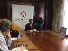 El cine y David Bisbal, protagonistas de los actos de 'Costa de Almería' en Fitur 2017