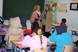 IU alerta que el colegio Ignacio Sánchez Mejías afronta la ola de frío sin calefacción en uno de sus edificios