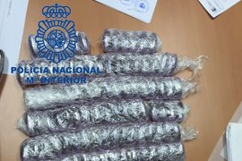 Una cordobesa de 21 años, a prisión tras intentar regresar a Algeciras desde Ceuta con 1,5 kilos de hachís