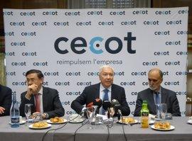 """Cecot pide """"prudencia"""" por el informe de Oxfam Intermón sobre la tributación empresarial"""