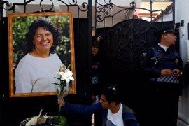Entra en prisión el séptimo detenido por el asesinato de Berta Cáceres