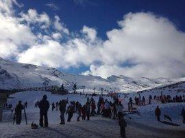 Alto Campoo registra la temperatura mínima de Cantabria con -1,2 grados